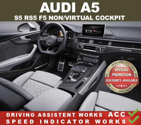 Audi A5 S5 RS5 F5 2