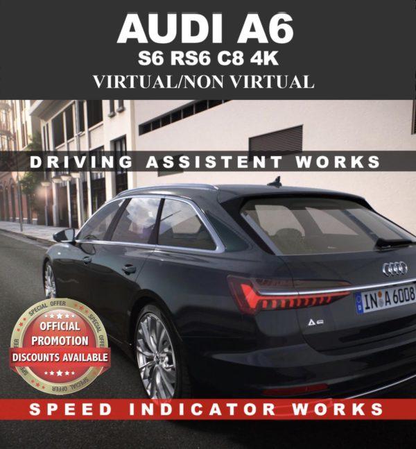 Audi A6 C81