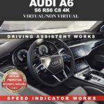 Audi A6 C8 2