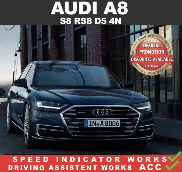 Audi A8 9