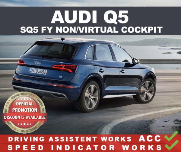 Audi Q5 SQ5 FY 1