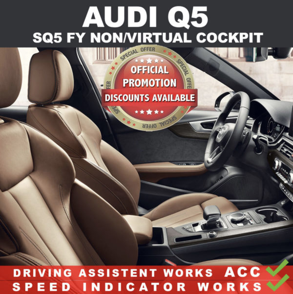 Audi Q5 SQ5 FY 2