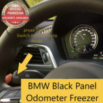 BMW BLACK PANEL 3