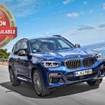 BMW X3 G01 CAR