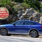 BMW X4 G02 CAR copy