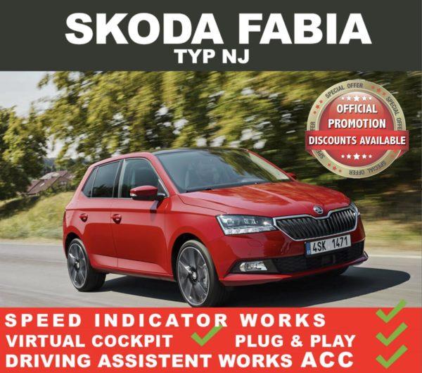 Skoda Fabia III