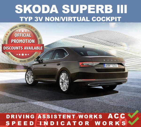 Skoda Superb III