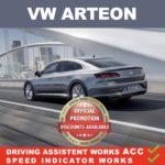 VW Aerton – mileage filter – odometer freezer – Can filter blocker
