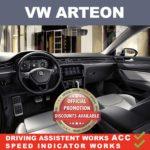 VW Aerton – mileage filter – odometer freezer – Can filter blocker 2