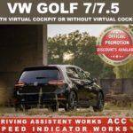 VW Golf 7 EXTERIOR