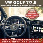 VW Golf 7 INTERIOR