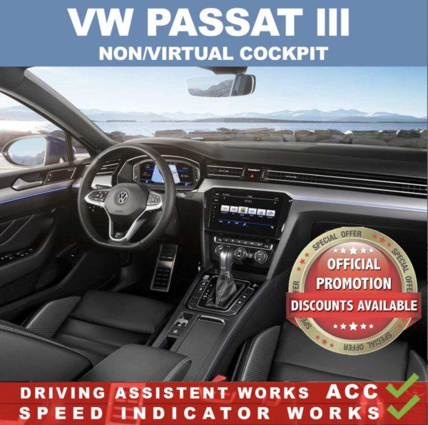 VW Passat 111B