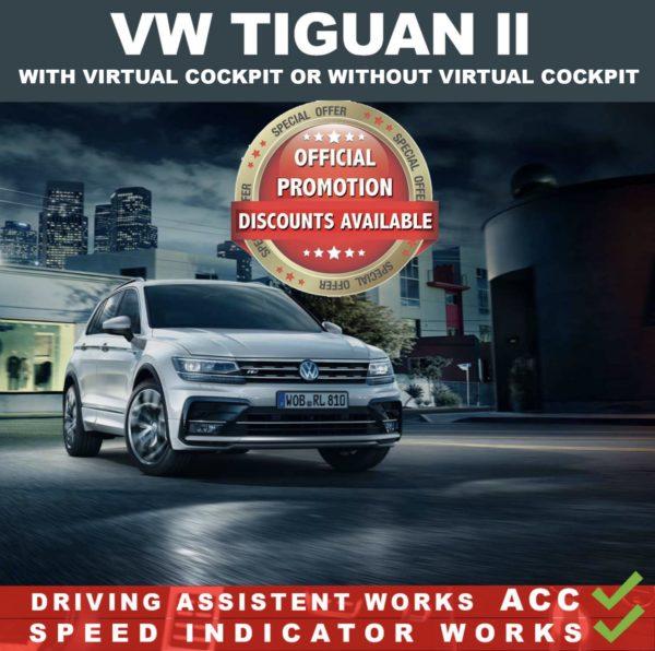 VW Tiguan II EXTERIOR
