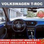 VW T-ROC INTERIOR