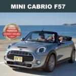MINI Cabrio F57 EXTERIOR