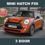MINI HATCH R56 3 DOOR EXTERIOR