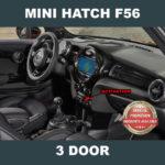 MINI HATCH R56 3 DOOR INTERIOR