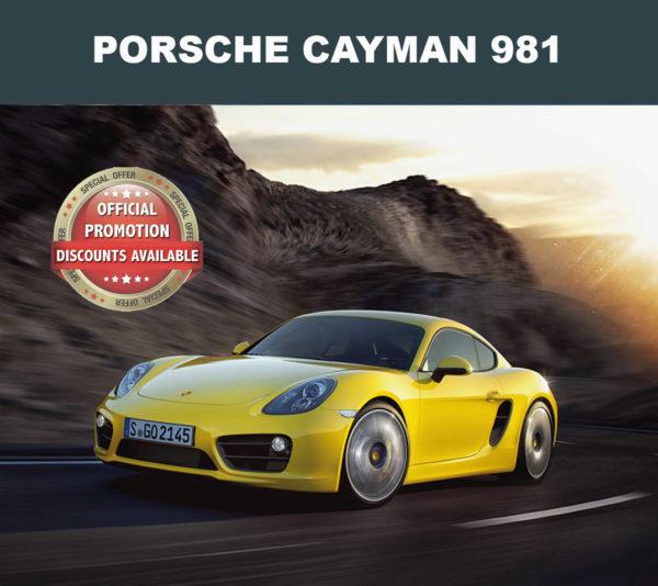 CAYMAN 981