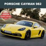 PORSCHE CAYMAN 982 copy