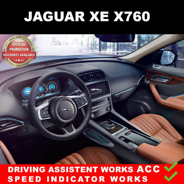 JAGUAR-XE X760-Inte