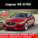 Jaguar XE X760 copy